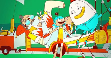 Amazon cracks open a new series for all ages with 'Danger & Eggs'