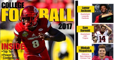 College Football 2017 Preview