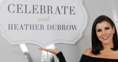 The party is on in 'Celebrate with Heather Dubrow'