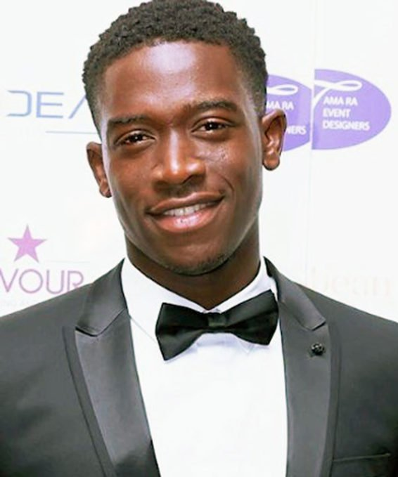 Damson Idris of 'Snowfall' Wednesday on FX