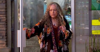 The star power is high with Kathy Bates in new Netflix series 'Disjointed'
