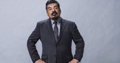 George Lopez is ready to build his comedy 'Wall' on HBO