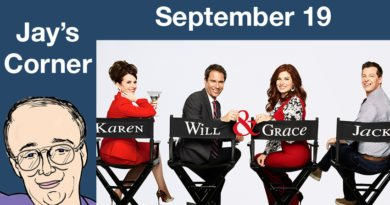 "Welcome back, ""Will & Grace"""