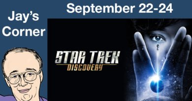'Star Trek: Discovery' beams down