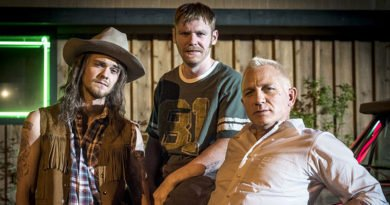 'Logan Lucky' means luck for moviegoers
