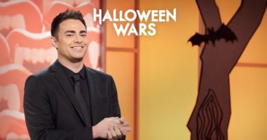 Halloween TV and Movies for Sunday, October 1