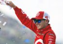 Larson eyes return to NASCAR postseason