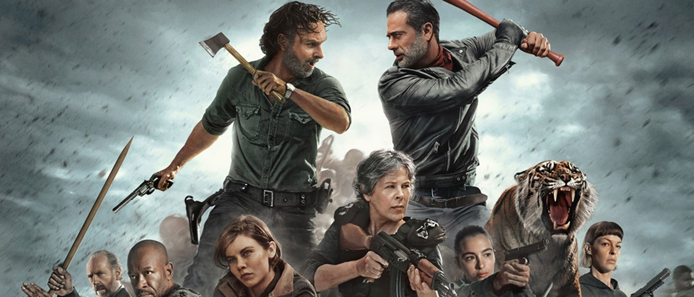 'The Walking Dead' salutes its fans and its past in Season 8