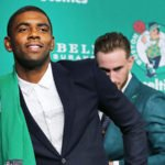 The Irving era begins in Boston