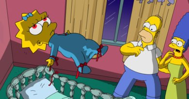 'The Simpsons' channels 'The Exorcist' in 'Treehouse of Horror XXVIII'