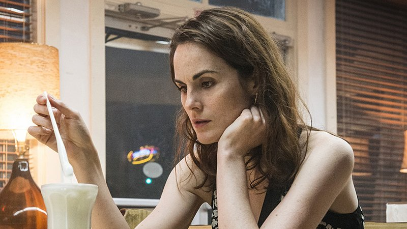 "Michelle Dockery stars in ""Good Behavior,"" which opens its second season Sunday on TNT."
