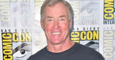 John C. McGinley of 'Stan Against Evil' Sunday on IFC