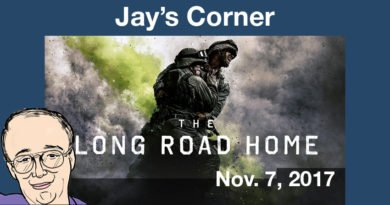 """Soldiers take """"The Long Road Home"""""""