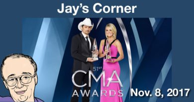 A big night for country music