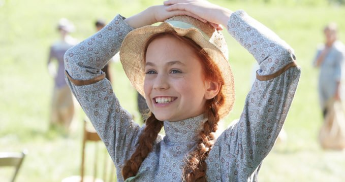 Anne Shirley Is Back On Pbs With New Movie The Good Stars