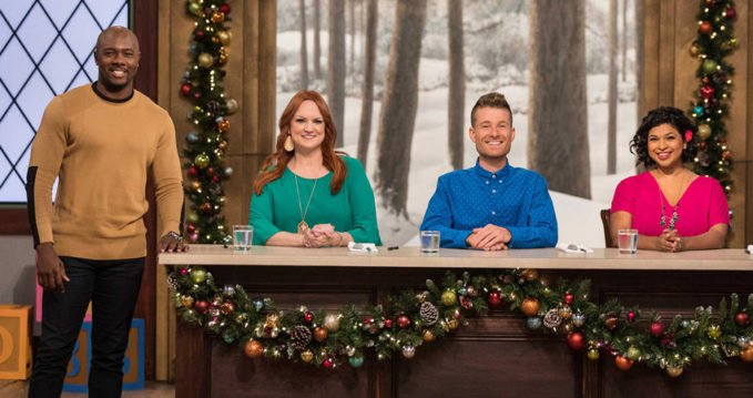 Food Network Bakes Up New Christmas Cookie Challenge Series