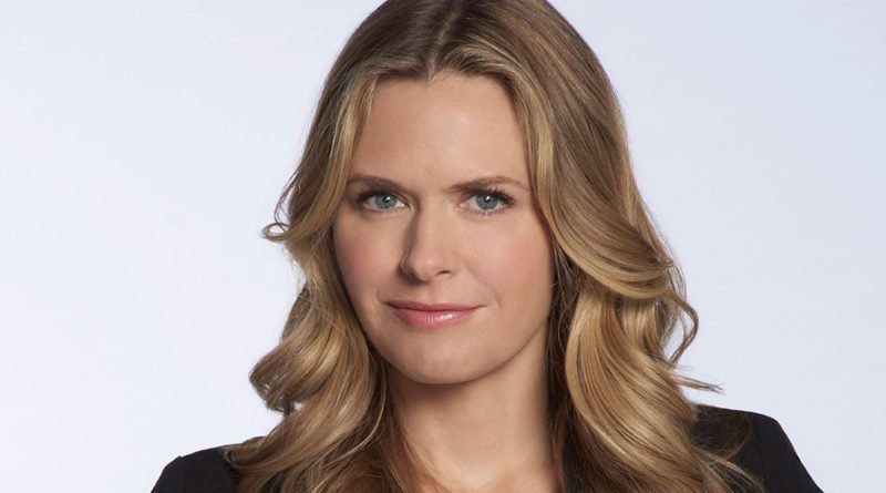"Maggie Lawson returns in ""Psych: The Movie"" Thursday, Dec. 7, on USA Network."