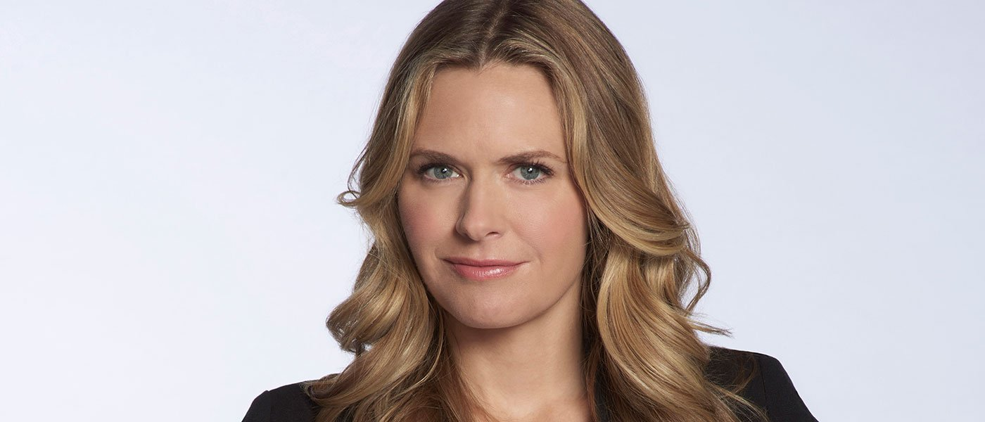 "Maggie Lawson returns in ""Psych: The Movie"" Thursday, Dec. 8, on USA Network."