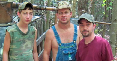 The stills get fired up for another season of 'Moonshiners'