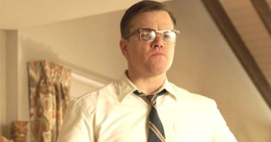 Director George Clooney sets Matt Damon up in 'Suburbicon'