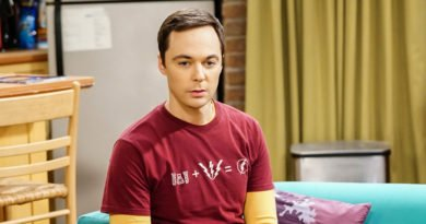 Sheldon takes on a secret job in 'The Big Bang Theory'