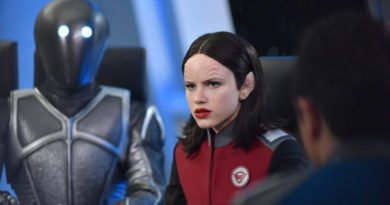 A tragedy causes Alara to question her future in 'The Orville'