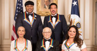 Culture icons recognized in 40th Annual Kennedy Center Honors
