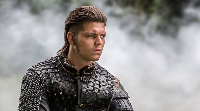 Alex Hogh Andersen of 'Vikings' Wednesday on History