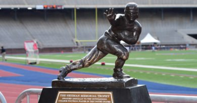 College Football crowns MVP in Heisman Trophy Presentation