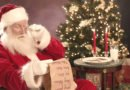 How Santa 'fell into' history