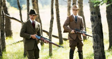 Hunters try not to become the hunted in 'Damnation'