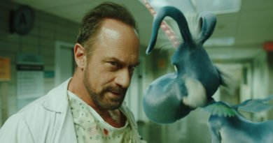 Christopher Meloni gets 'Happy!' for his new Syfy series