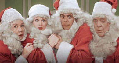 'I Love Lucy' and 'The Dick Van Dyke Show' make holiday returns again