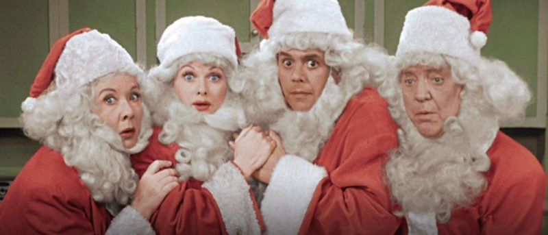 Dick Van Dyke Christmas Episode