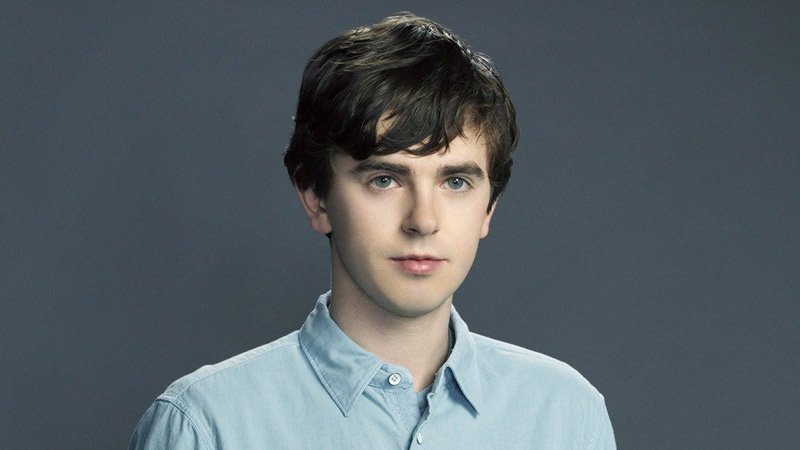 """Freddie Highmore in """"The Good Doctor"""""""