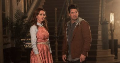 A new chapter of 'The Librarians' opens up on TNT