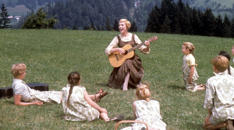 'The Sound of Music' remains magical for Julie Andrews, too