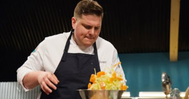 The cooks hit the kitchen for Season 15 of 'Top Chef'