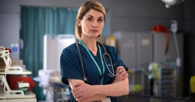 Jodie Whittaker forced to swallow a tough pill in Hulu's new 'Trust Me'