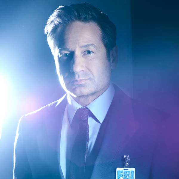 "David Duchovny returns with new episodes of ""The X-Files"" Wednesday, Jan. 3, on Fox."