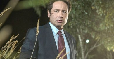 David Duchovny has just enough of 'The X-Files' now
