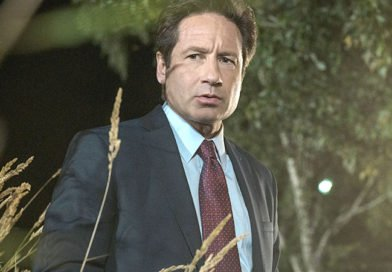 David Duchovny of 'The X-Files' Wednesday on Fox