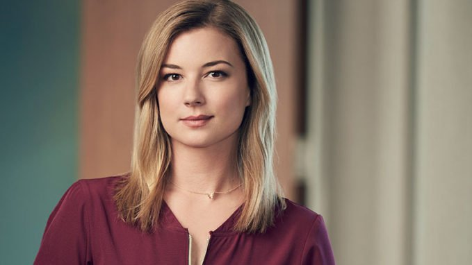 Emily VanCamp of 'The Resident' Monday on Fox