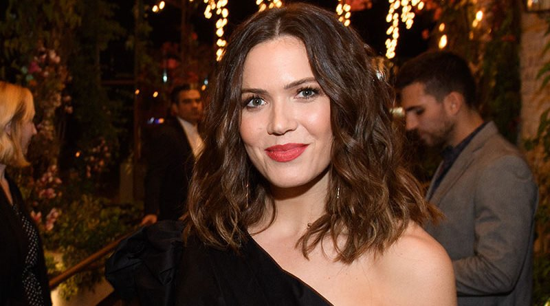 Mandy Moore of 'This Is Us' Tuesday on NBC