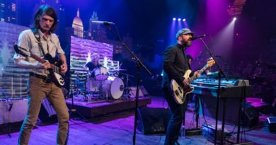 The Black Angels come to the 'Austin City Limits' stage