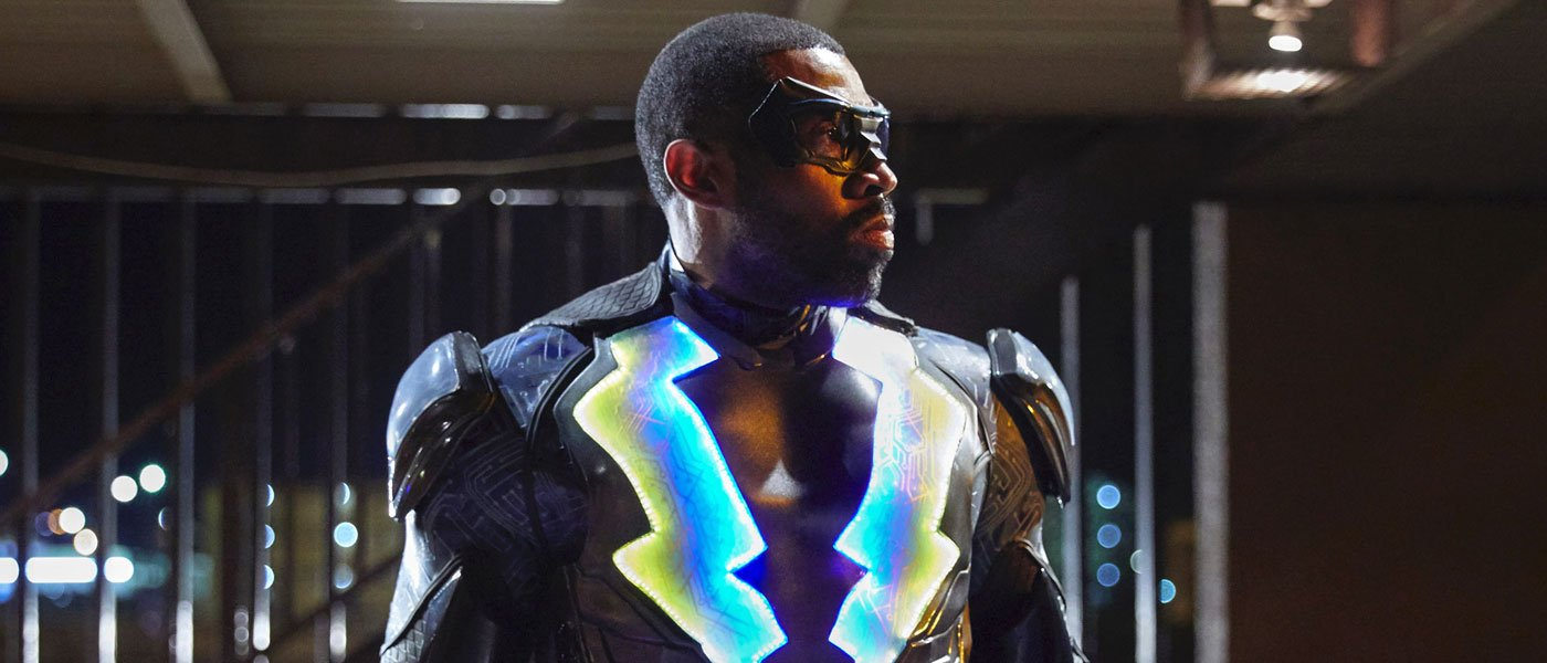 Gang activity brings a vigilante superhero out of retirement in The CW's 'Black Lightning'