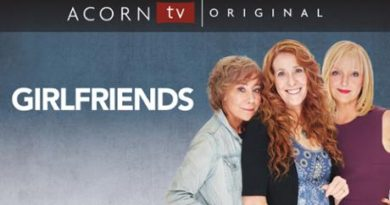 Tragedy reunites 'Girlfriends' of a certain age in new Acorn series