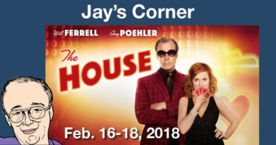 "Ferrell and Poehler bet ""The House"" against the Winter Olympics"