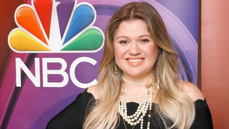 "Kelly Clarkson of ""The Voice"" Monday and Tuesday on NBC"