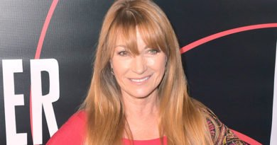 Jane Seymour of 'Let's Get Physical' Wednesday on PopTV